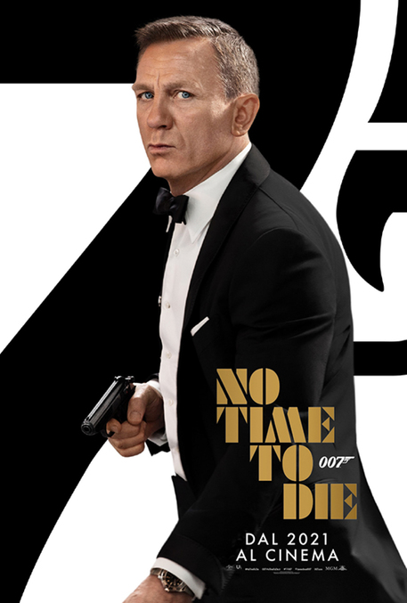 007 – NO TIME TO DIE